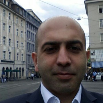 Murat Malik, 44, Istanbul, Turkey