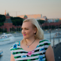 Elena, 43, Moscow, Russia