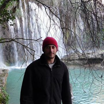 Fuat Balcı, 33, Istanbul, Turkey