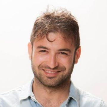 Guido Grillo, 31, Trapani, Italy
