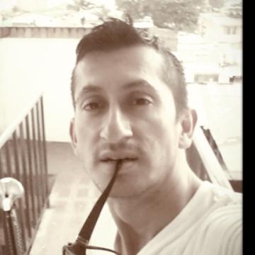 JUAN CARLOS, 36, Bogota, Colombia