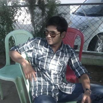 akshay bariya, 25, Baroda, India