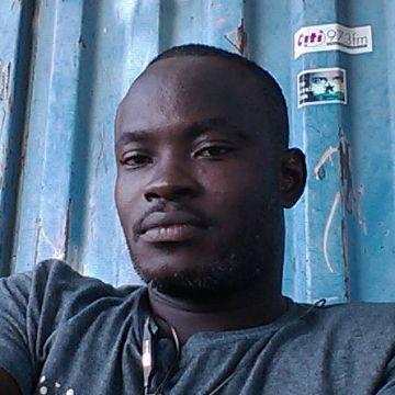 Awindazi Okuhinyi, 36, Accra, Ghana
