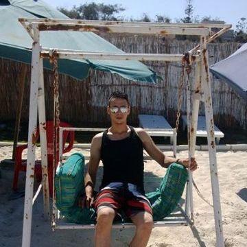 Abd Elrahman Elmagic, 24, Alexandria, Egypt
