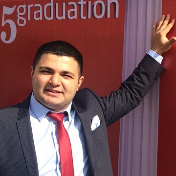 İdris Güneş, 25, Kayseri, Turkey