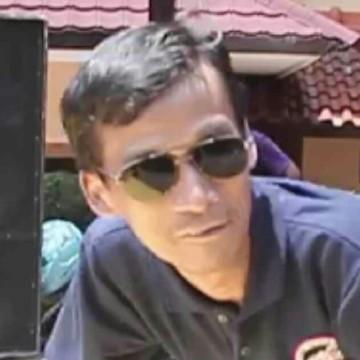 Pak Bhe, 48, Yogyakarta, Indonesia