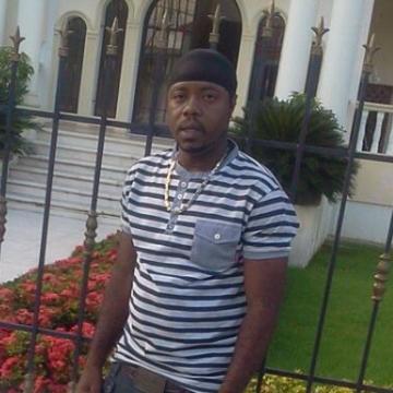 Cleeford Jean Philippe , 33, Dominicana, Dominican Republic