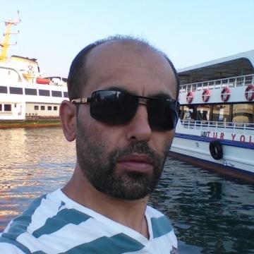 Yusuf yilmaz kurt, 43, Istanbul, Turkey