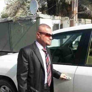 Ihab Alhjaj, 44, Basrah, Iraq