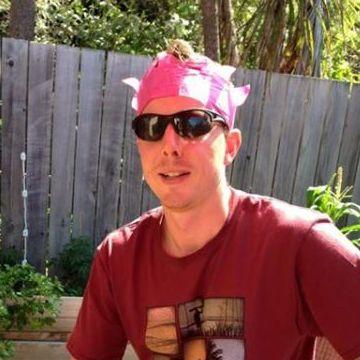 Emmett, 29, Brisbane, Australia