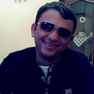 Süleyman Güleryüz, 44, Ankara, Turkey