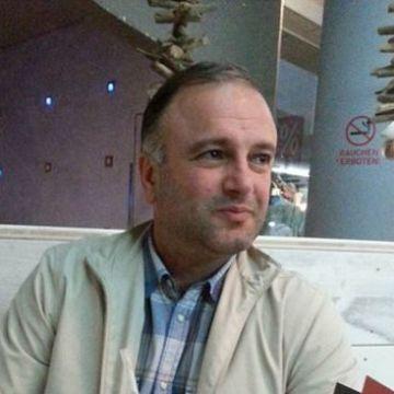 Irakli Eleftheriadis, 44, Stuttgart, Germany