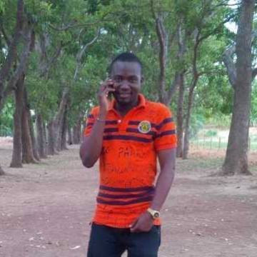 sam, 26, Jos, Nigeria