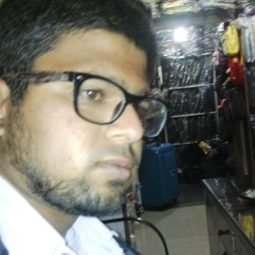 Hassan, 25, Hyderabad, India