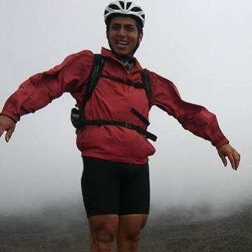 Eduar Marin, 31, Bogota, Colombia
