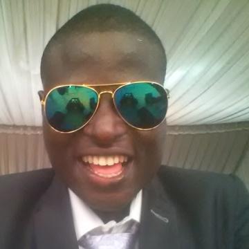 Omotayo Ayodele , 28, Lagos, Nigeria