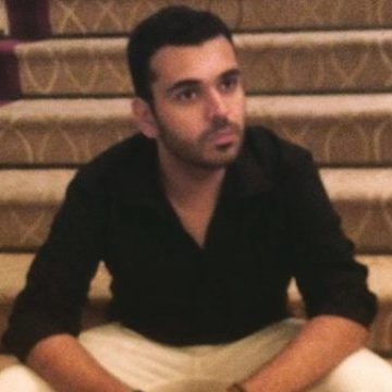 Ahmed Ak, 22, Dubai, United Arab Emirates