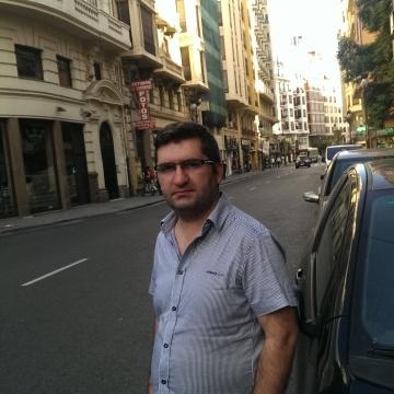 Farid, 35, Madrid, Spain