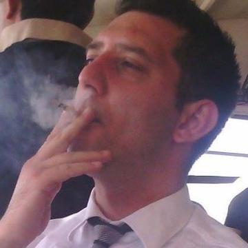Emin Gürsoy, 32, Izmir, Turkey