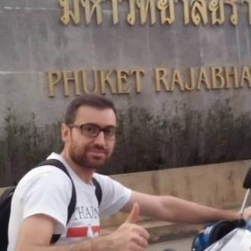 Aziz Balcı, 33, Ankara, Turkey