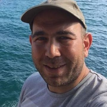Serhat Mutlucan, 38, Antalya, Turkey