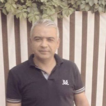 Mustafa Derman, 44, Denizli, Turkey