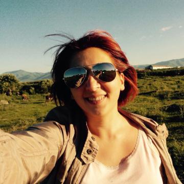 Naira, 29, Yerevan, Armenia