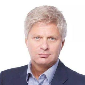 Felix Natz, 51, Manchester, United Kingdom
