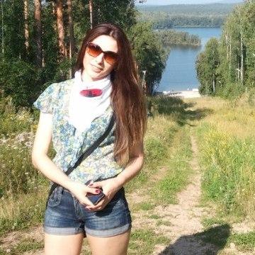 Anastasia Kuts, 30, Chelyabinsk, Russia