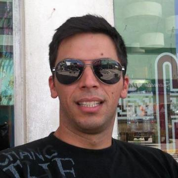 Christian Capdevila, 39, La Falda, Argentina