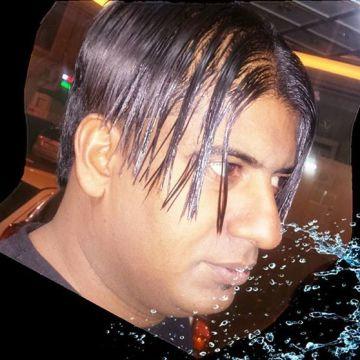 Shabeer Ali, 35, Abu Dhabi, United Arab Emirates