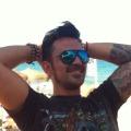Baldomero Garcia, 35, Madrid, Spain