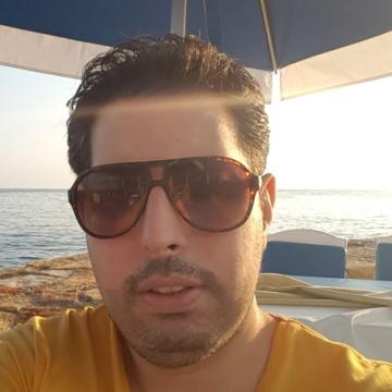 Fahed Alammari, 42, Beyrouth, Lebanon