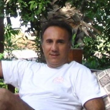 Murad, 48, Istanbul, Turkey