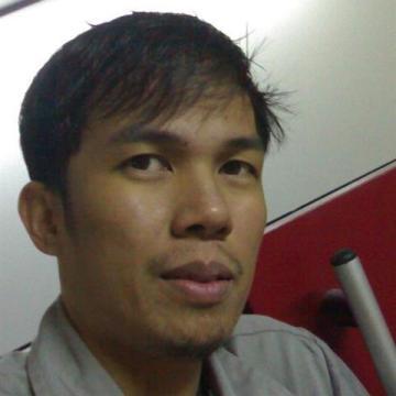 Harold Benson, 44, Philippine, Philippines
