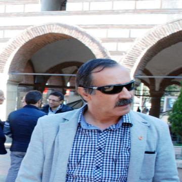 Turan Turok, 51, Ankara, Turkey