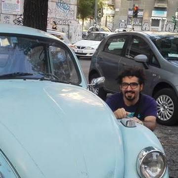 Ali W. Younis, 32, Milano, Italy