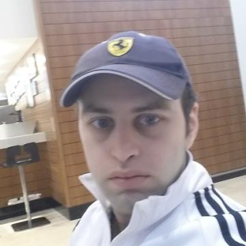 Fadi Homs, 33, Dubai, United Arab Emirates