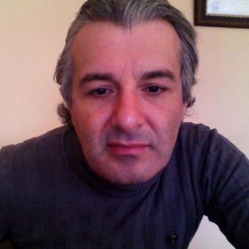 Mehmet Sarac, 43, Istanbul, Turkey