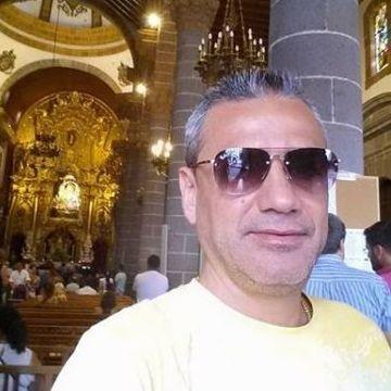 Isidro Sanchez, 41, Las Palmas, Spain