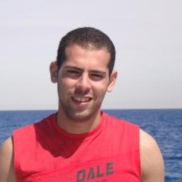 nader, 26, Cairo, Egypt