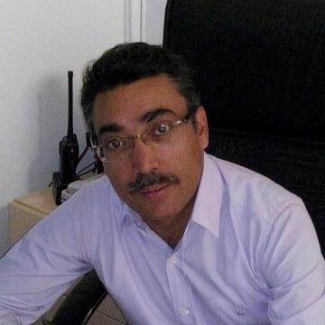 Mithat Akbaba, 44, Ankara, Turkey