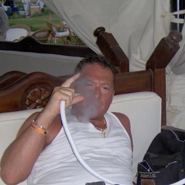 Massimo Iervasi, 52, Torino, Italy
