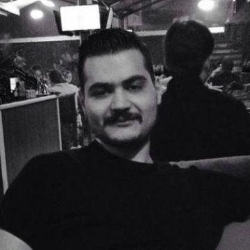 Muhammed Arslan, 27, Izmir, Turkey