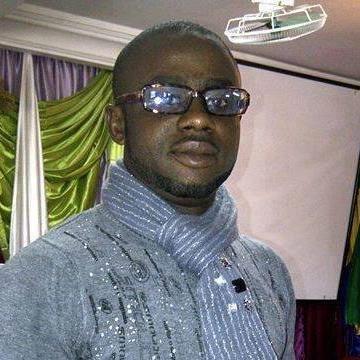 Uzoma Ejimadu, 34, Dakar, Senegal