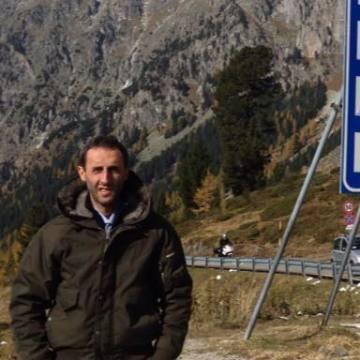Antonio Riva, 44, Casatenovo, Italy