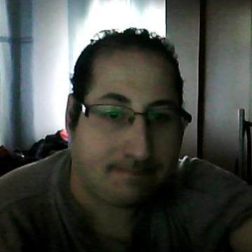 Oscar Hernandez, 33, Barcelona, Spain