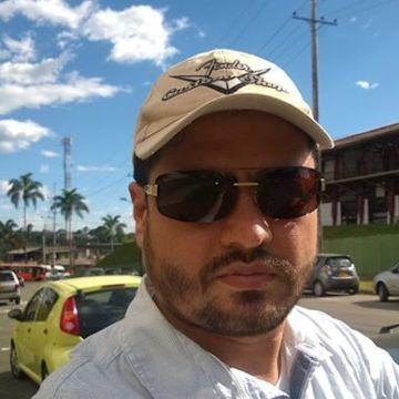 Juan Romero, 37, Pereira, Colombia