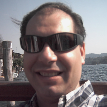 Graziano Brotto, 53, Arona, Italy