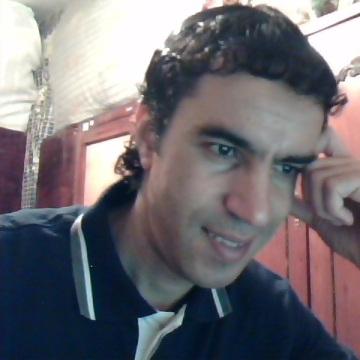 said, 46, Oran, Algeria